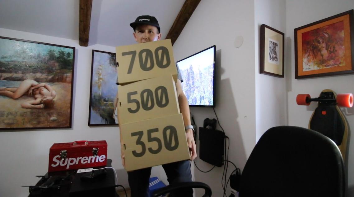 Yeezy 700 – ismét egy csúnya Yeezy?